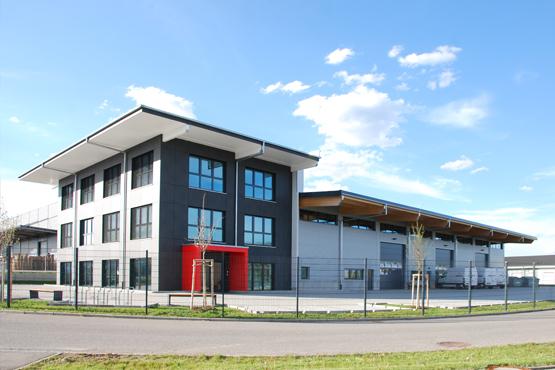 Elektroinstallation bei Eberhardt Antriebstechnik in Bisingen